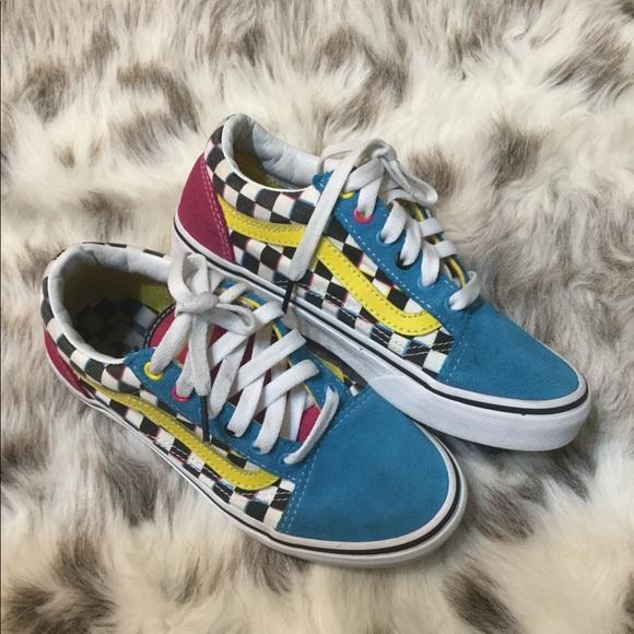 Vans Shoes | Vans Old Skool Crazy Chex